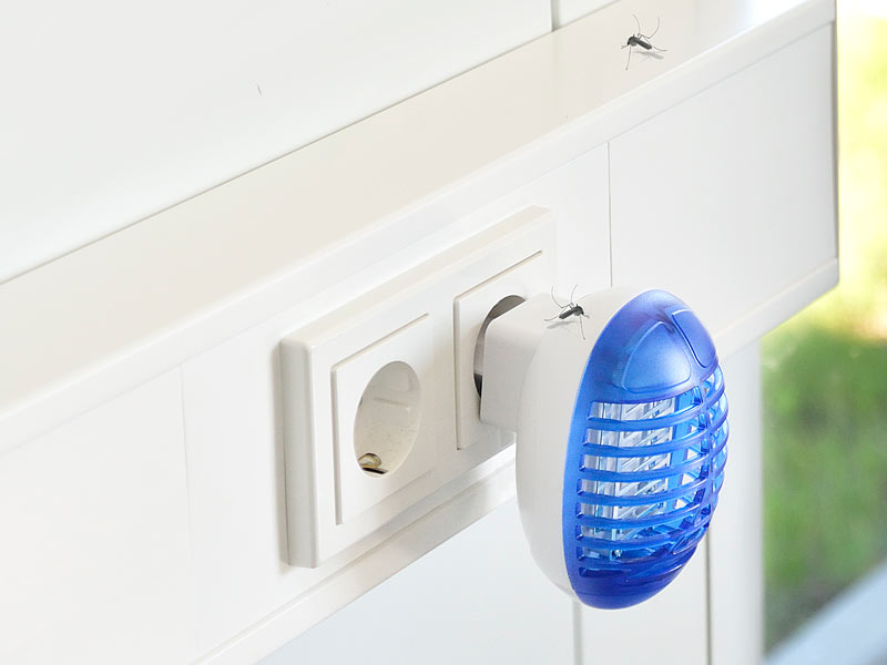 exbuster m ckenstecker uv licht kompakter uv insektenvernichter iv 230 f r die steckdose. Black Bedroom Furniture Sets. Home Design Ideas