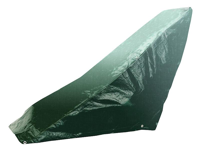 Rasenmäher Abdeckung: Royal Gardineer Gewebe Abdeckplane Für Rasenmäher, 97  X 103 X 50
