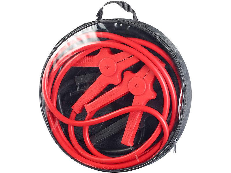 Lescars Starthilfekabel: KFZ-Starthilfe-Kabel für bis zu 350 A ...