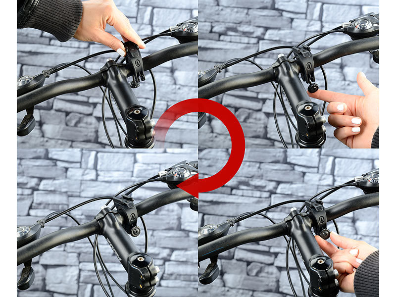 kryolights fahrradscheinwerfer led fahrradlampe fl 412. Black Bedroom Furniture Sets. Home Design Ideas