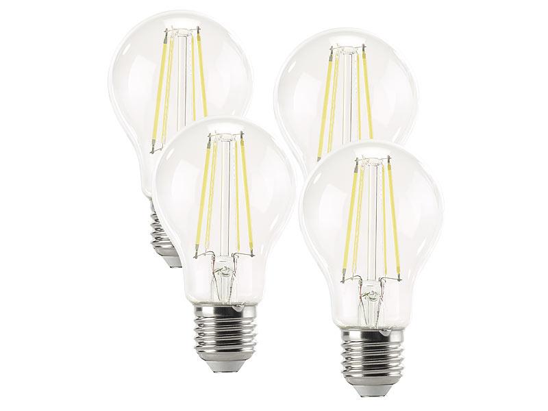 Kühlschrank Glühbirne Led : Luminea led glühbirnen led filament lampen lm watt