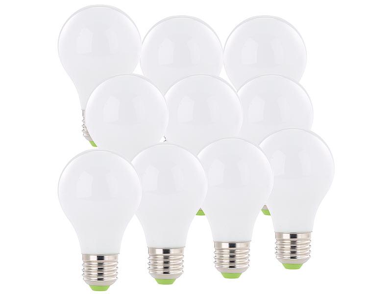Kühlschrank Glühbirne Led : Lunartec lampe mit e fassung smd led lampe e ° watt