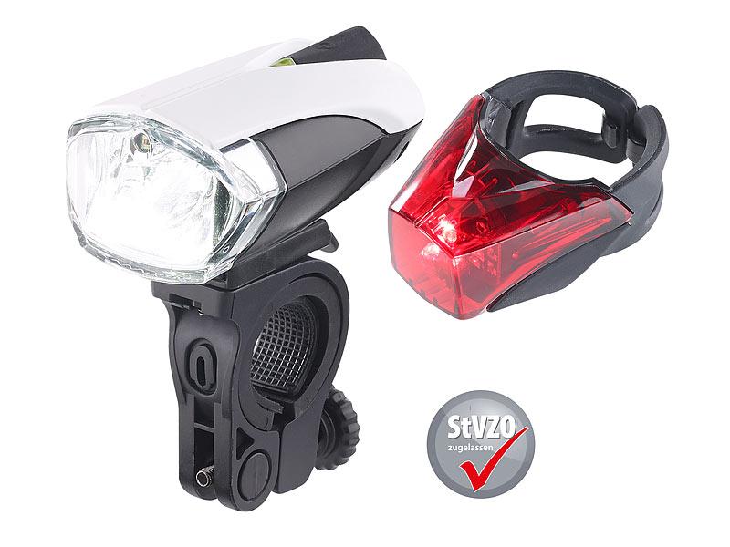 kryolights led fahrradlicht set led fahrradlampe fl 211. Black Bedroom Furniture Sets. Home Design Ideas