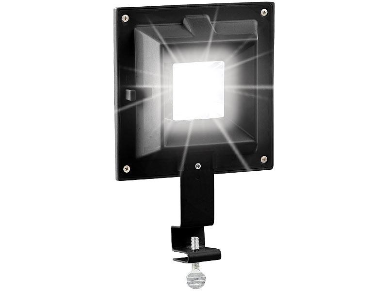 lunartec solar led dachrinnenleuchte 20 lumen 0 2 watt licht sensor schwarz. Black Bedroom Furniture Sets. Home Design Ideas