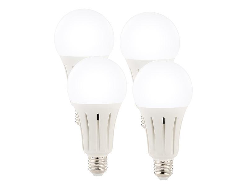 Luminea Led Birne High Power Led Lampe E27 24 Watt 2 452 Lumen