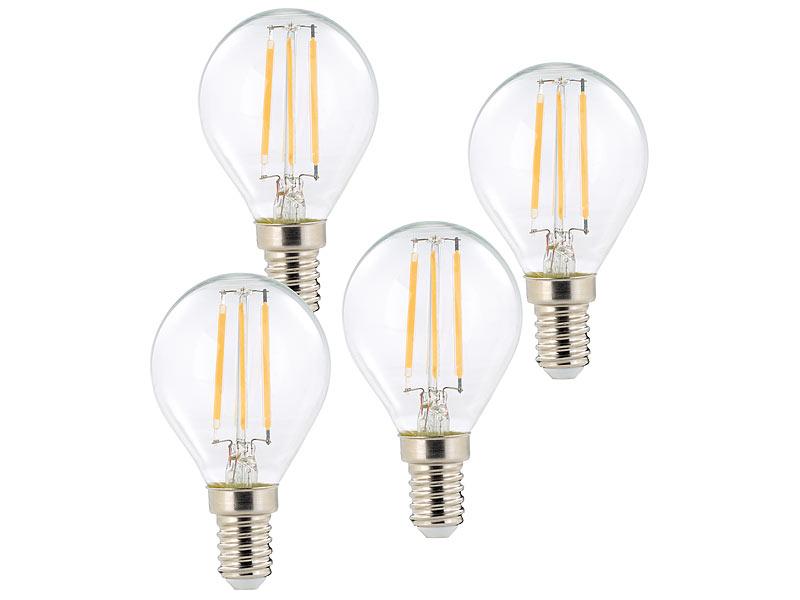 Kühlschrank Birne Led : E14 led filament birnen: led filament tropfen g45 e14 470 lm 4 w