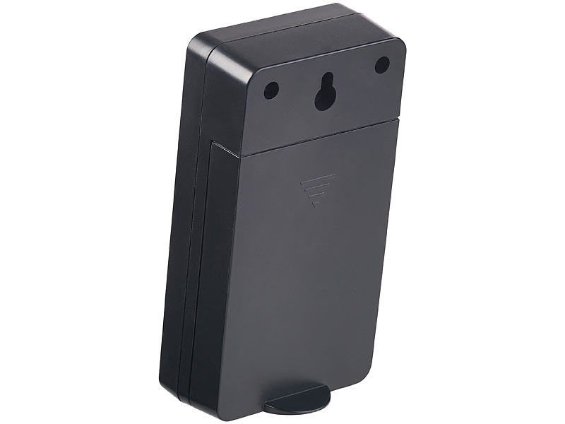 Kleingeräte Haushalt Sinnvoll Dcf Funk-wanduhr Funk-uhr Bad-uhr Badezimmer-uhr Digital Thermometer Display Haushaltsgeräte