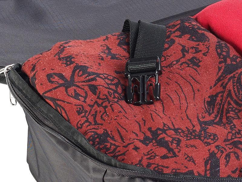 xcase koffer ordnungssystem xl koffer organizer packw rfel zum aufh ngen 30 x 64 x 30 cm. Black Bedroom Furniture Sets. Home Design Ideas