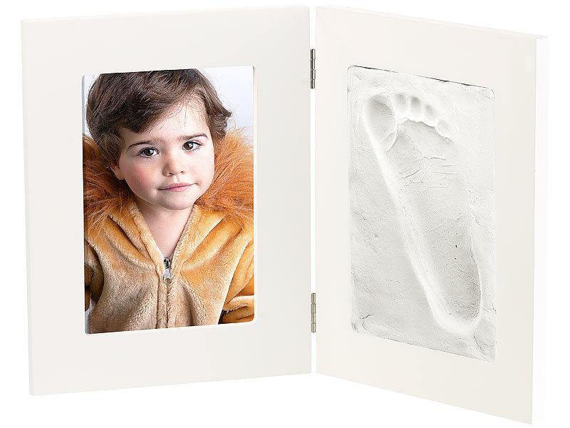 Your Design Baby-Bilderrahmen: 2-teiliger Rahmen für Babyfoto und ...