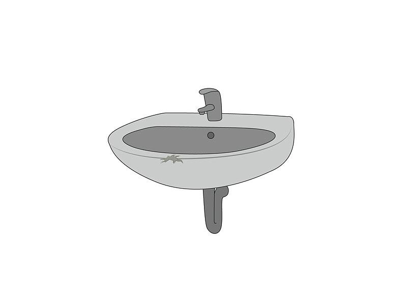 agt toilette reparaturset sanit r reparaturkit f r bad dusche wannen wc email keramik. Black Bedroom Furniture Sets. Home Design Ideas