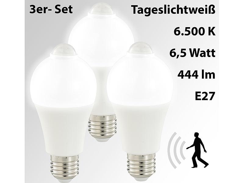 Details zu LED Sensor Deckenleuchte Decken Lampe Leuchte mit Bewegungsmelder Radar 360°