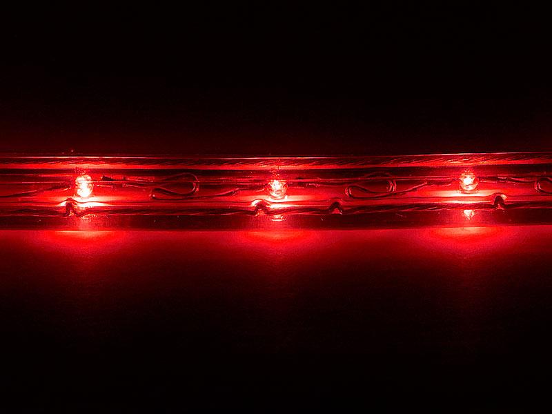 ... Lunartec LED Lichtschlauch Für Innen 10 Meter, Rot Lunartec LED  Lichtschläuche ...