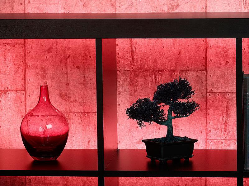 lunartec schrankleuchten smd stip led streifen le 500rn. Black Bedroom Furniture Sets. Home Design Ideas