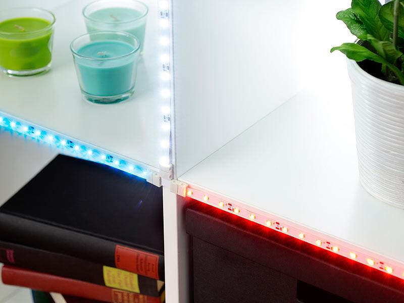 lunartec led m beleinbauleuchten t verbindungsst ck f r. Black Bedroom Furniture Sets. Home Design Ideas