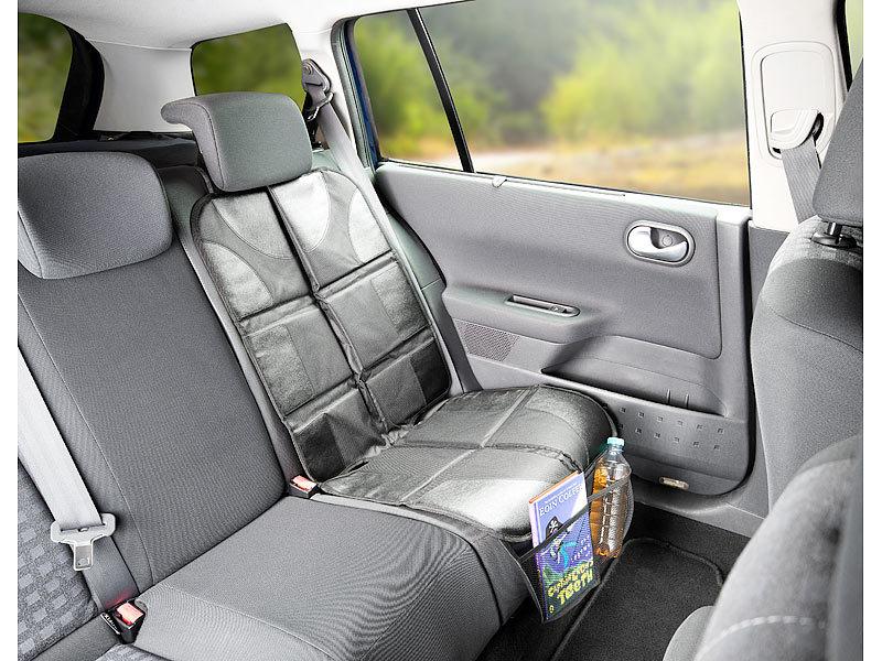 lescars autositzschoner premium kindersitz unterlage mit. Black Bedroom Furniture Sets. Home Design Ideas