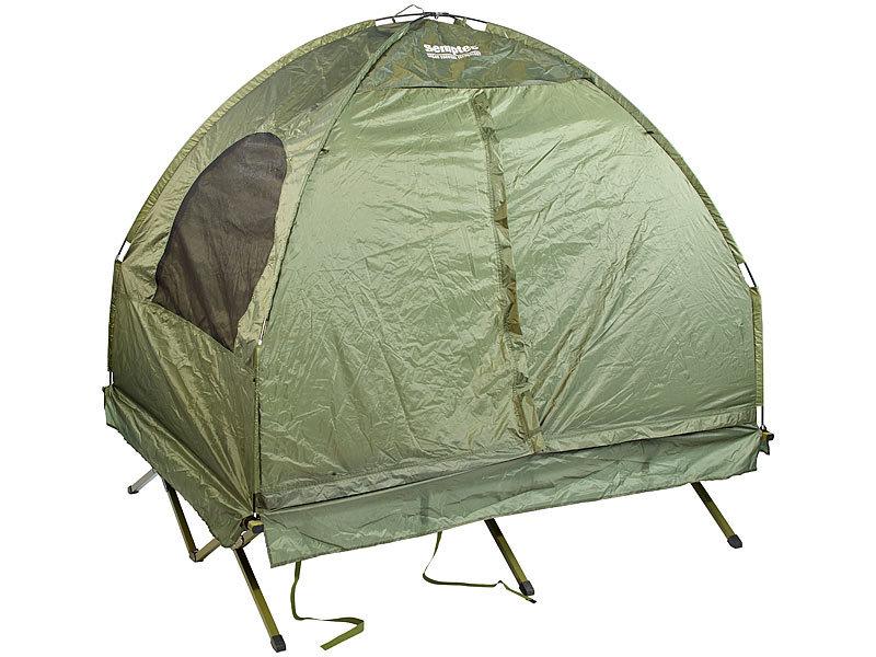 Zelt Auf Was Achten : Semptec zelt in doppelzelt mit schlafsäcken matratze