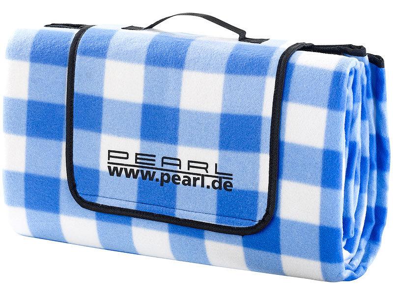 pearl fleece picknick decke mit wasserabweisender. Black Bedroom Furniture Sets. Home Design Ideas
