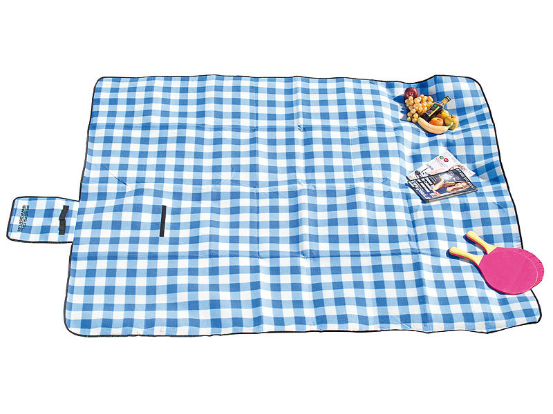 pearl picknickdecke fleece picknick decke mit. Black Bedroom Furniture Sets. Home Design Ideas