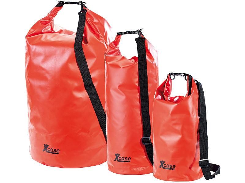 xcase tasche wasserdicht wasserdichter packsack 25 liter. Black Bedroom Furniture Sets. Home Design Ideas