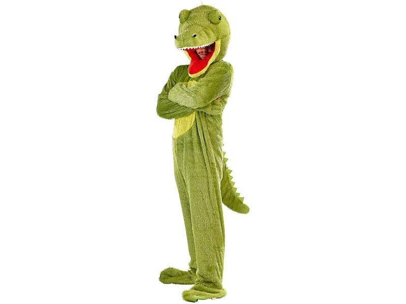 """Halloween- & Faschings-Kostüm """"Krokodil"""