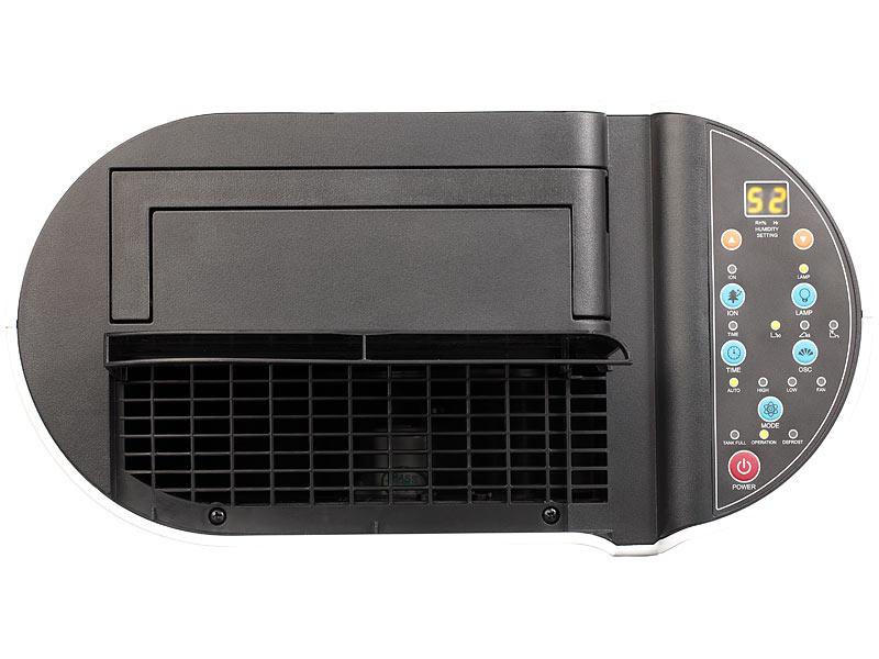 Kühlschrank Entfeuchter : Sichler raumluftentfeuchter digitaler luftentfeuchter mit timer