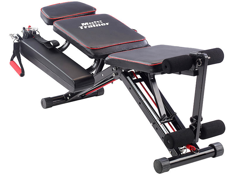 pearl sports 40in1 ganzk rper krafttrainer ht 640 mit 40 bungen. Black Bedroom Furniture Sets. Home Design Ideas