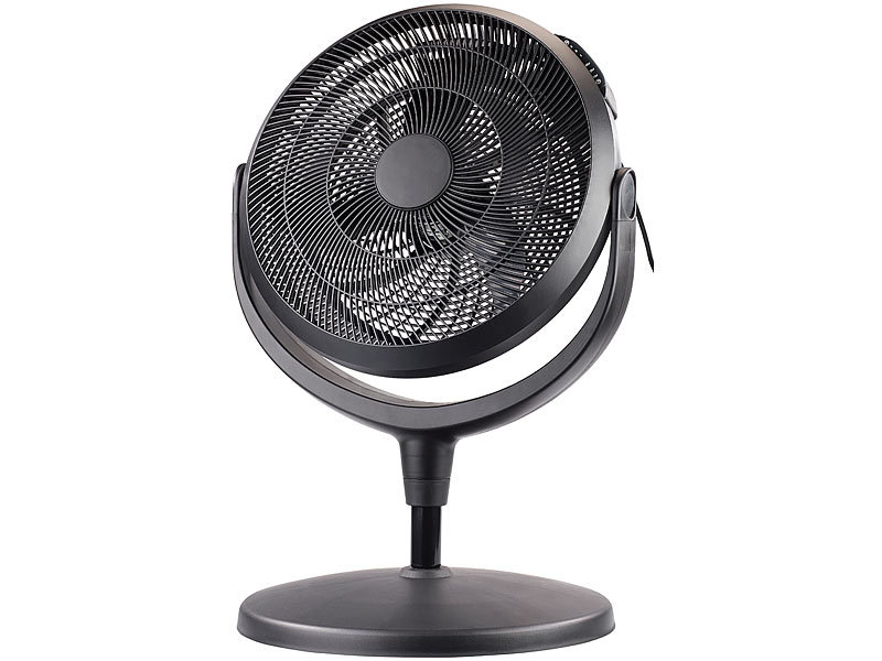 sichler xxl ventilator h henverstellbarer xxl raum standventilator mit fernbedienung timer. Black Bedroom Furniture Sets. Home Design Ideas
