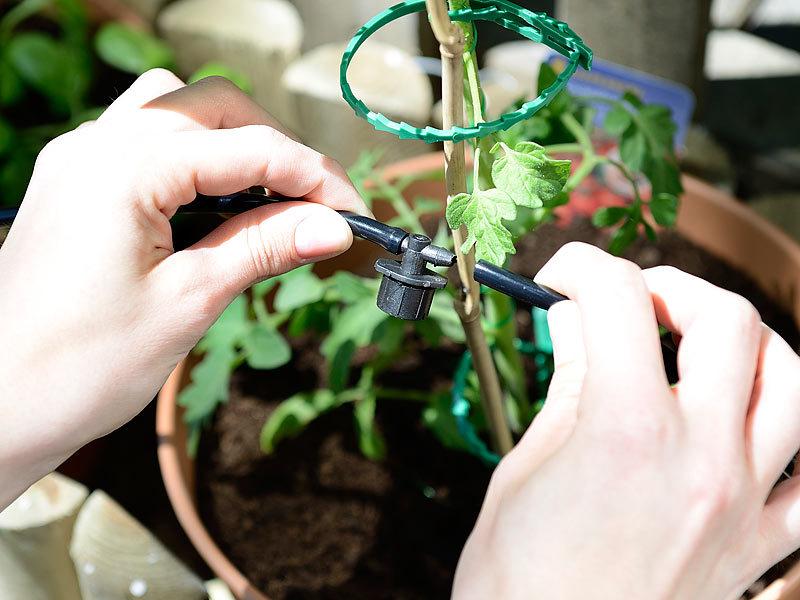 Royal Gardineer Pflanzen Bewasserungssystem Mit 8 Einstellbaren