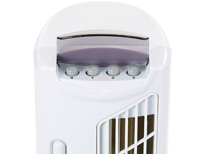 sichler rotorloser ventilator tisch s ulenventilator vt 130 t mit 90 oszillation 3 stufen 25. Black Bedroom Furniture Sets. Home Design Ideas