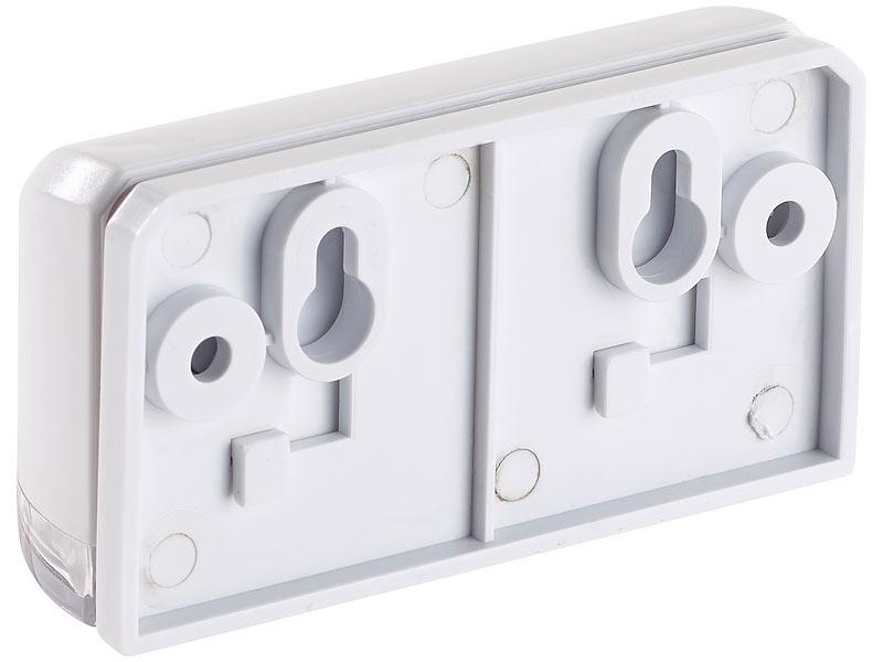 lunartec treppen beleuchtung mini led treppenleuchte. Black Bedroom Furniture Sets. Home Design Ideas