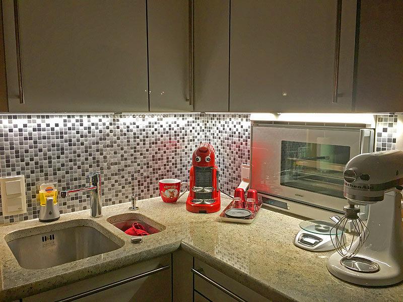 infactory selbstklebende 3d mosaik fliesenaufkleber dezent 26 x 26 cm 3er set. Black Bedroom Furniture Sets. Home Design Ideas