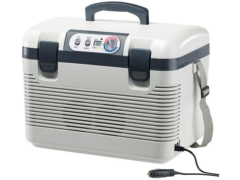Mini Kühlschrank Für 1 Liter Flaschen : Xcase mini kühlschrank: thermoelektrische kühl wärmebox led