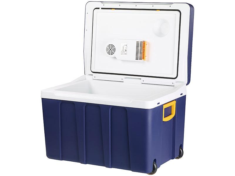 Kleiner Kühlschrank Xxl : Xcase kühlboxen: thermoelektrische xxl trolley kühl & wärmebox 12