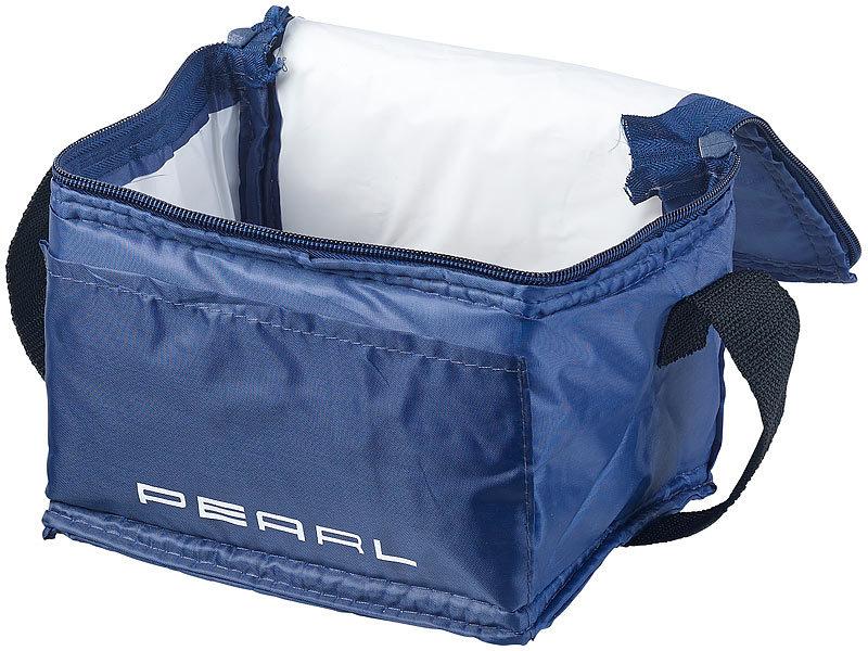 Mini Kühlschrank Pearl : Pearl kleine kühltasche: isolierte mini kühltasche mit tragegurt 2