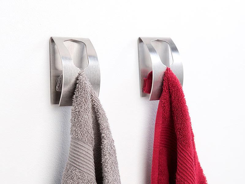 carlo milano t r handtuchhalter 6er set handtuchhalter. Black Bedroom Furniture Sets. Home Design Ideas