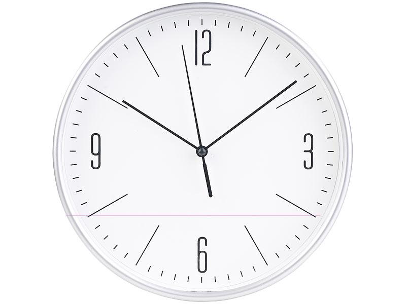 St Leonhard Uhr Analog Klassische Wanduhr Mit Großen Ziffern Und
