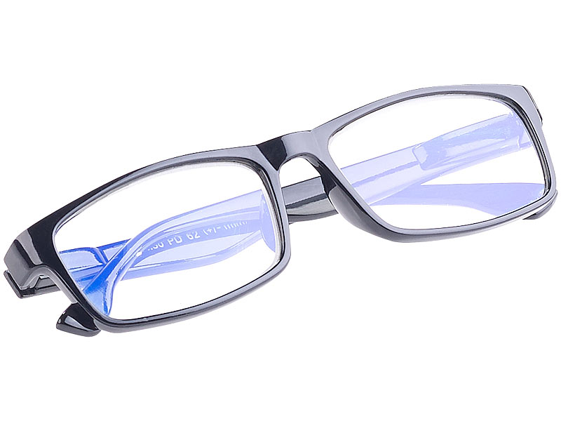 am besten authentisch ausgewähltes Material sehr schön infactory Blaulicht Blocker Brille: Augenschonende ...