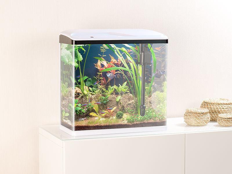 sweetypet aquarium komplettset nano aquarium komplett set. Black Bedroom Furniture Sets. Home Design Ideas