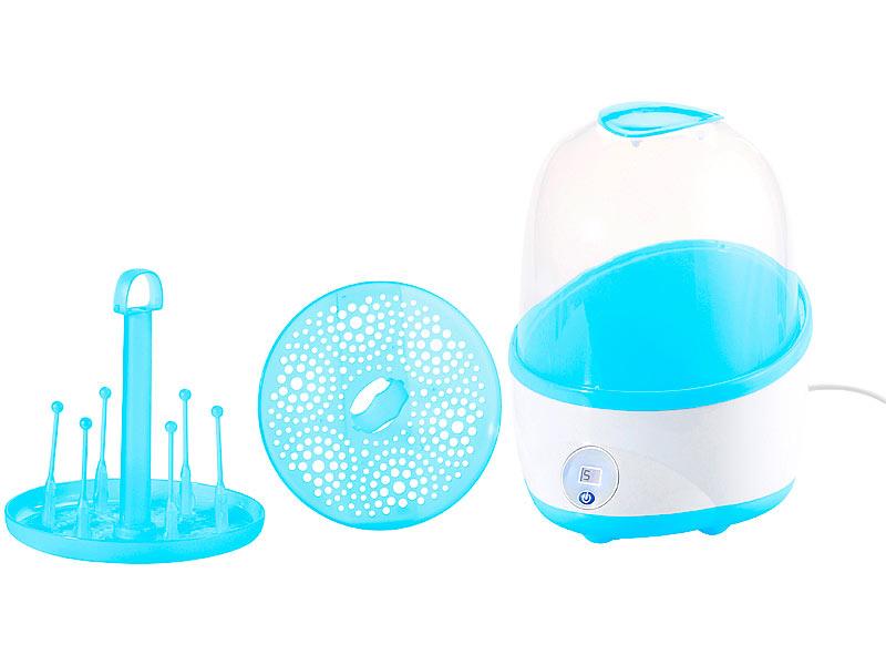 cybaby flaschensterilisator babyflaschen sterilisator mit. Black Bedroom Furniture Sets. Home Design Ideas