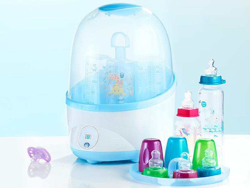 cybaby baby dampfsterilisator babyflaschen sterilisator. Black Bedroom Furniture Sets. Home Design Ideas