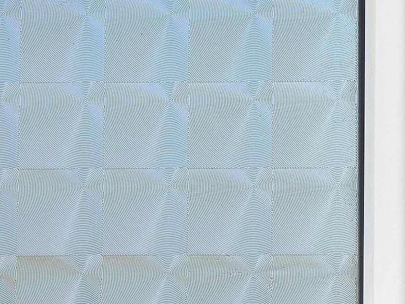 Infactory sichtschutz folie quadrate statisch haftend - Fensterfolie statisch anbringen ...