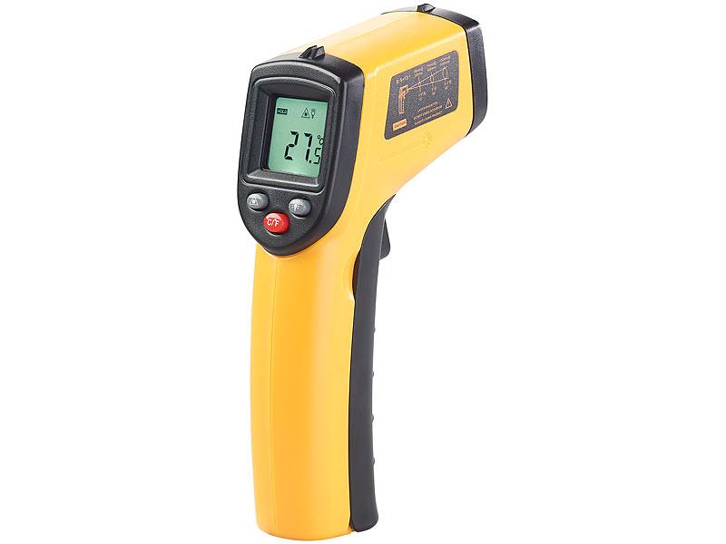 Agt Temperaturmessgerat Beruhrungsloses Infrarot Thermometer Mit