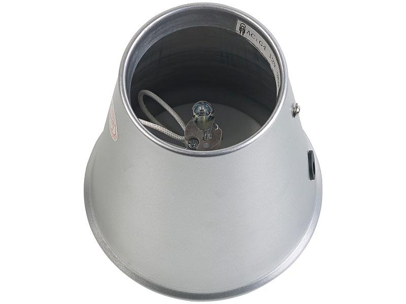lunartec tischlampen lavalampe mit klarer fl ssigkeit und schwarzem wachs glas aluminium. Black Bedroom Furniture Sets. Home Design Ideas