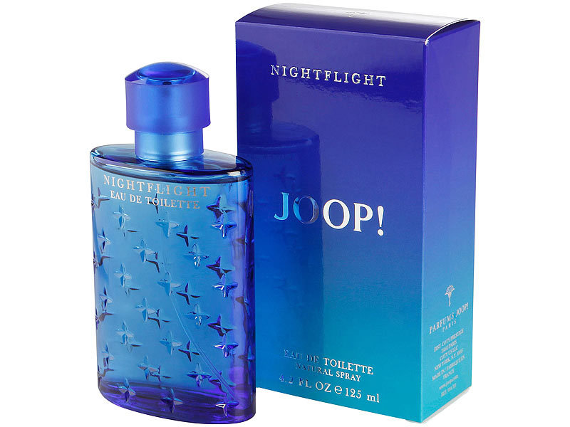 joop nightflight for men eau de toilette 125 ml. Black Bedroom Furniture Sets. Home Design Ideas