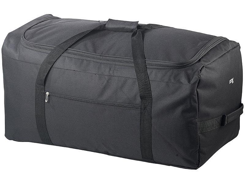 ebb4694ce3006 Xcase Reisetasche mit Rollen  Ultraleichte 2in1-XXL-Reisetasche mit ...