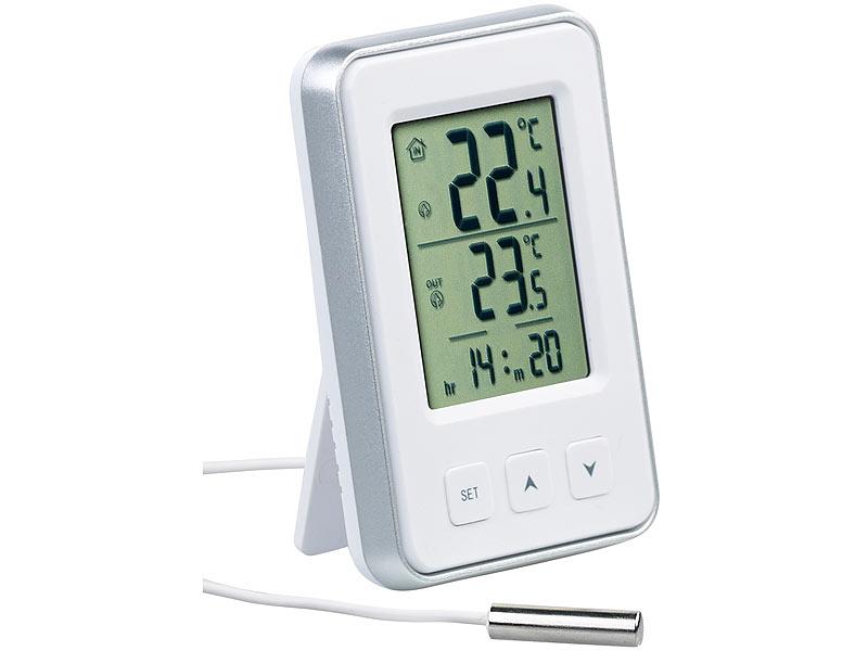 Kühlschrank Thermometer : Nmber mm lcd digital thermometer mit mini kühlschrank