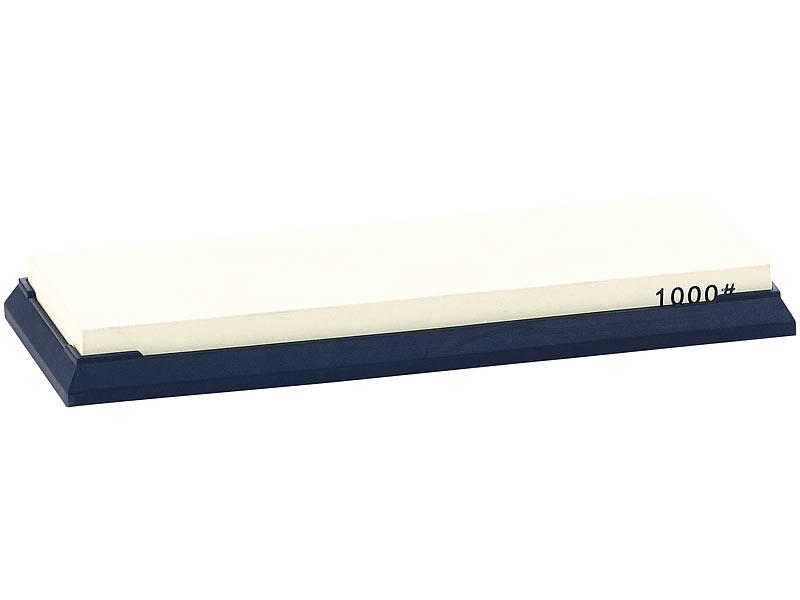 tokiokitchenware wasser schleifstein f r messer mit rutschfestem halter k rnung 1000. Black Bedroom Furniture Sets. Home Design Ideas