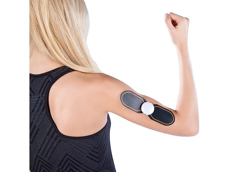 pearl sports elektromassageger te ems muskeltrainer. Black Bedroom Furniture Sets. Home Design Ideas