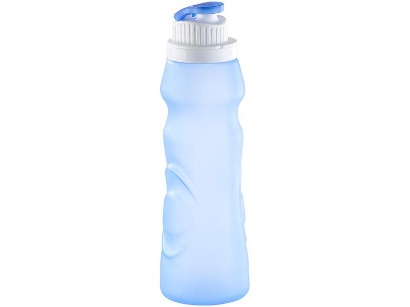 semptec flasche faltbare silikon trinkflasche 550 ml. Black Bedroom Furniture Sets. Home Design Ideas