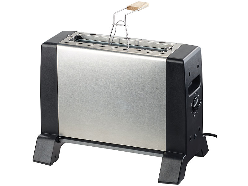 rosenstein s hne infrarotgrill vertikaler infrarot tischgrill mit 24 x 18 cm grillfl che 1. Black Bedroom Furniture Sets. Home Design Ideas